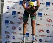 Axel Macé Champion Régional de l'Omnium